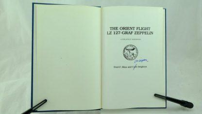 The Orient Flight Graf by Deighton