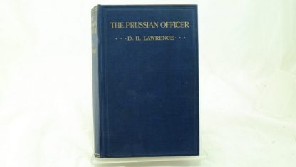 The Prussian Officer by D. H. Lawrence (5)