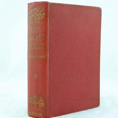 The Secret AGent by Joseph Conrad (6)