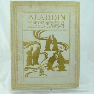 Aladdin by Mackenzie illus Arthur Ransome