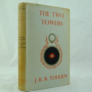 The Two Towers by J R R Tolkien 1st 2nd imp