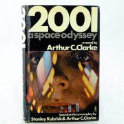 2001 Space Odyssey by Arthur C Clarke 1st