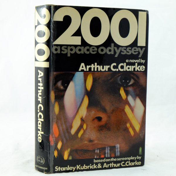2001 Space Odyssey by Arthur C Clarke 1st (9)