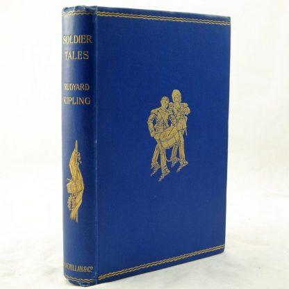 Soldier Tales Rudyard Kipling 1st (1)
