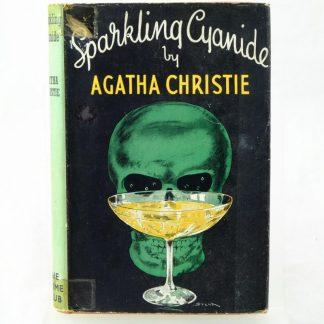 Sparkling Cyanide by Agatha Christie 1st