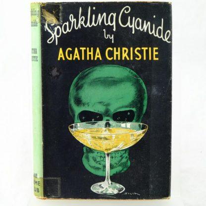 Sparkling Cyanide by Agatha Christie 1st (3)