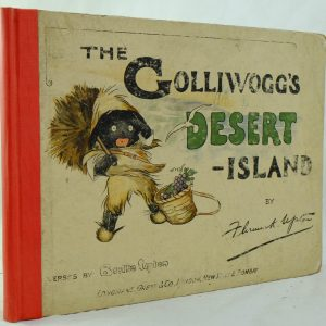 The Golliwogg's Desert Island by Florence Upton 1st edition