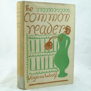 Common Reader by Virginia Woolf