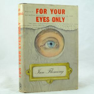 For Your Eyes Only by I Fleming 5 secret occasions