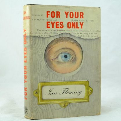 For Your Eyes Only by I Fleming 5 secret occasions (1)