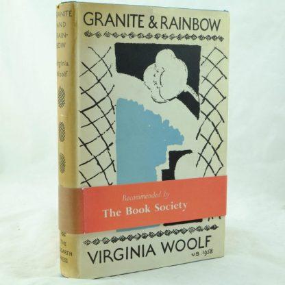 Granite and Rainbow by Virginia Woolf (2)