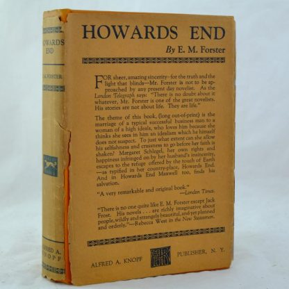 Howards End by E M Forster (1)