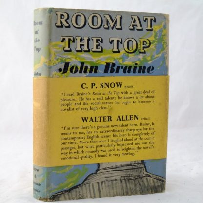 Room at the Top John Braine