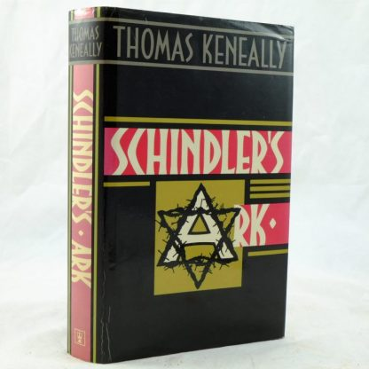 Schindler's Ark by Thomas Keneally signed (1)