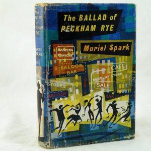 The Ballad of Peckham Rye by Muriel Spark 1st