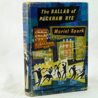 The Ballad of Peckham Rye by Muriel Spark 1st