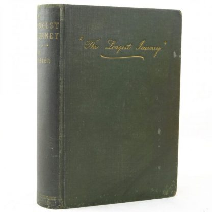 The Longest Journey by E M Forster (4)