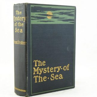 The Mystery of the Sea by Bram Stoker 1st