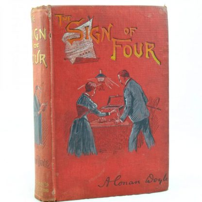 The Sign of Four by Arthur Conan Doyle 2nd (5)