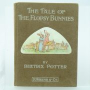 The Tale of the Flopsy Bunnies by Beatrix Potter 1st