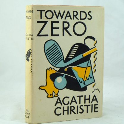 Towards Zero by Agatha Christie (8)