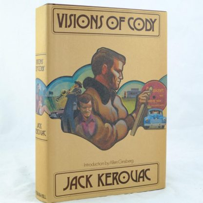 Visions of Cody by Jack Kerouac (1)