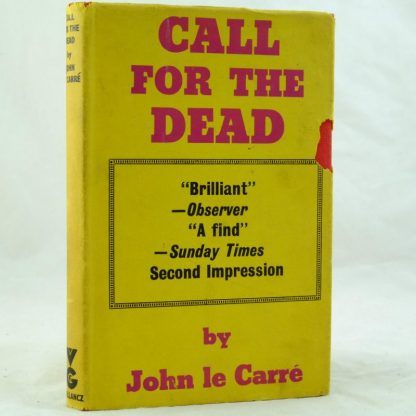 Call for the Dead by John Le Carre (2)