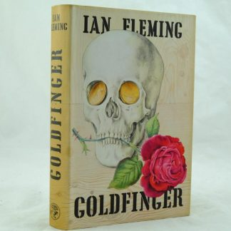 Goldfinger by Ian FLeming DJ
