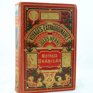 Mistress Branican by Jules Verne