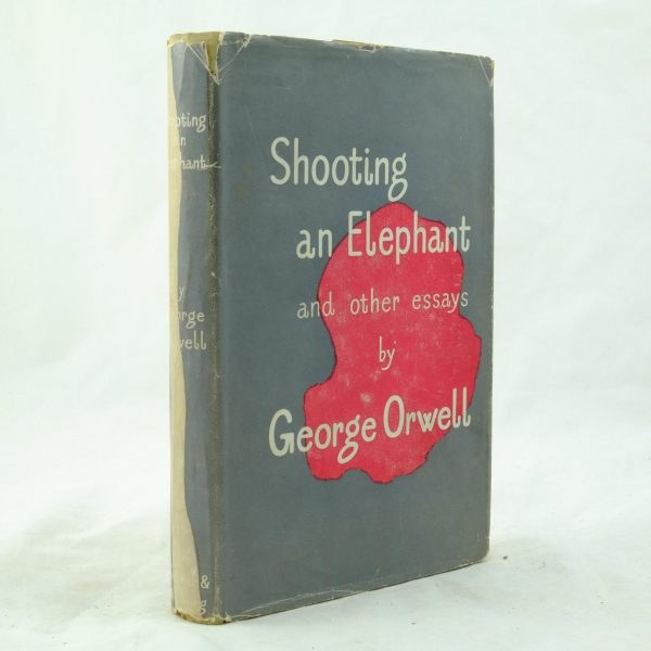 Shooting an Elephant by George Orwell (5)