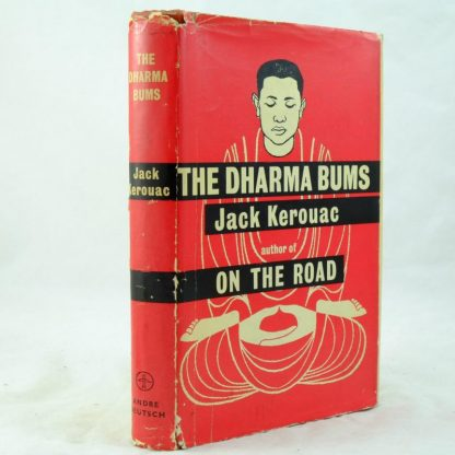 The Dharma Bums by Jack Kerouac (4)