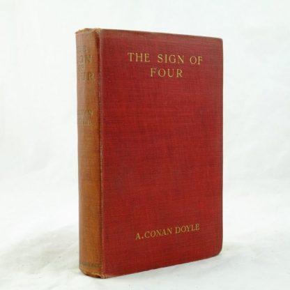 The Sign of Four by Arthur Conan Doyle (1)
