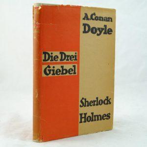 Arthur Conan Doyle Die Drei Giebel