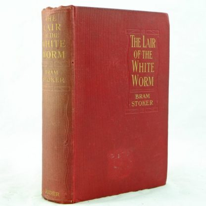 The Lair of the White Worm by Bram Stoker (1)