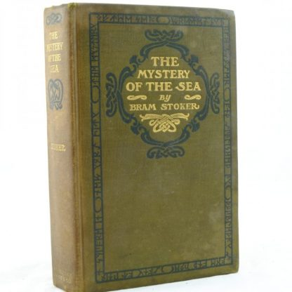 The Mystery of the Sea by Bram Stoker US 1st edition(7)