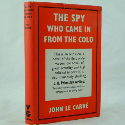 The Spy Who Came into the Cold by John Le Carre 1st (5)