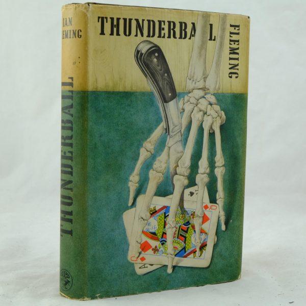 Thunderball by Ian Fleming 1st edition (2)
