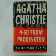 4.50 from Paddington by Agatha Christie
