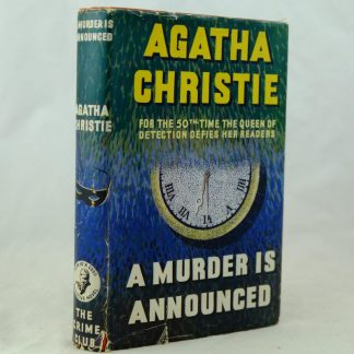 Agatha Christie A Murder is Announced (1)