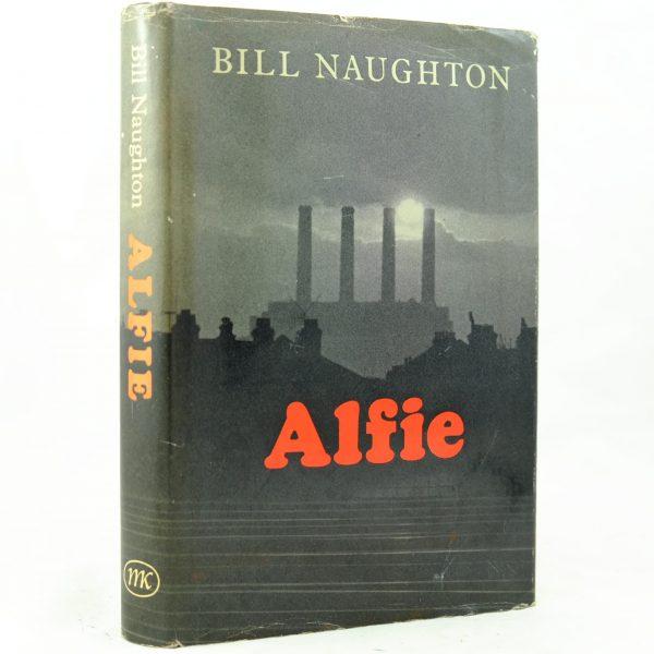 Alfie by Bill Naughton signed (2)
