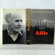 Alfie by Bill Naughton signed