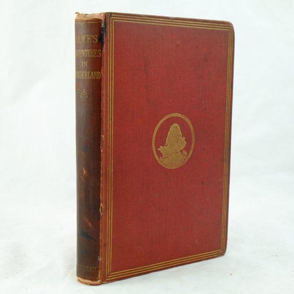 Alice's Adventures in Wonderland by Lewis Carroll John Tenniel (2)
