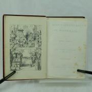 Alice's Adventures in Wonderland by Lewis Carroll John Tenniel