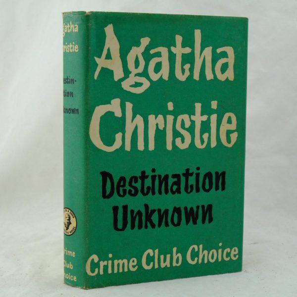 Destination Unknown by Agatha Christie (9)