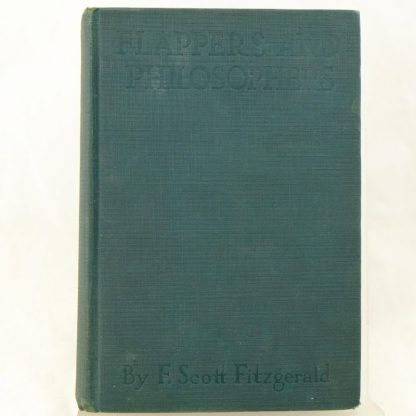 Flappers and Philosophers by F Scott Fitzgerald (1)