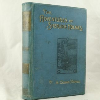 The Adventures of Sherlock Holmes by Arthur Conan Doyle 1892