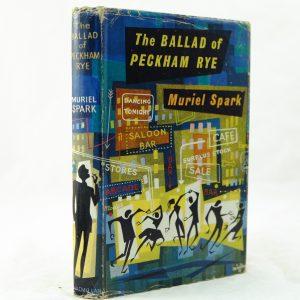 The Ballad of Peckham Rye by Muriel Spark