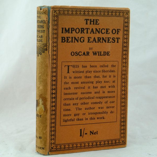 The Importance of Being Ernest by Oscar Wilde (2)