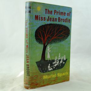 The Prime of Miss Jean Brodie by Muriel Spark 1st edition