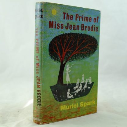 The Prime of Miss Jean Brodie by Muriel Spark 1st edition (2)